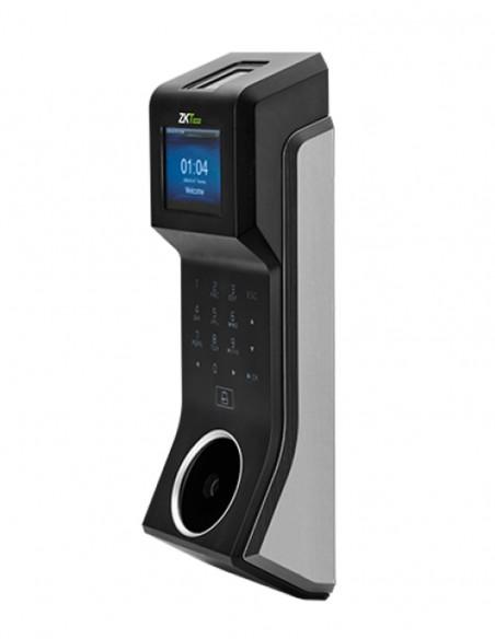 Terminal control acces si pontaj standalone cu amprente, palma, carduri RFID PA10