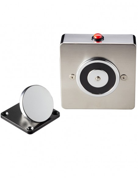 Electromagnet de retinere usa deschisa 50kgf YD-603