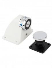 Electromagnet 50Kgf retinere usa deschisa cu buton YD-609B