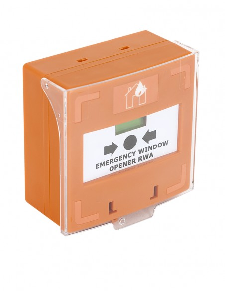 Buton iesire de urgenta cu 3 comutatoare NC-COM-NO SCP-100