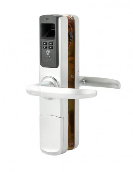 Incuietoare biometrica cu amprenta, card si cod DLA-5500-FP