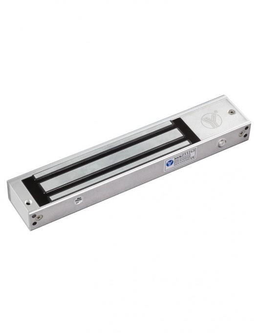 Electromagnet aplicabil cu forta de retinere de 500 kg, cu monitorizare si LED YM-500N(LED)
