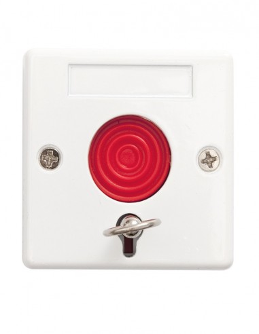 Buton de panica aplicabil, cu cheie 5C-68B