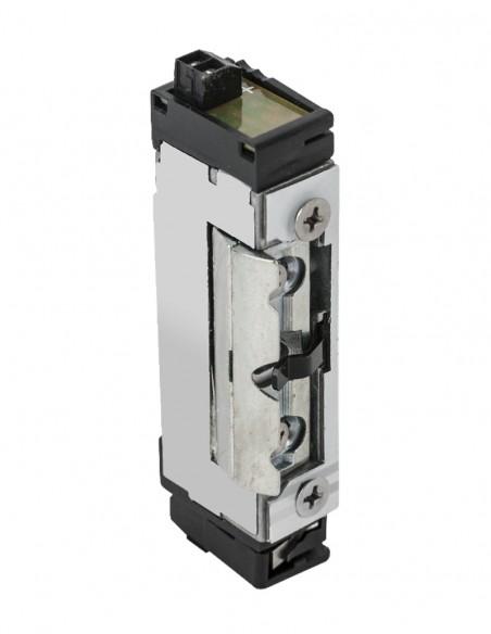 Incuietoare electromagnetica incastrabila pentru usi cu deschidere sub presiune DORCAS-99NF305-412-PRE