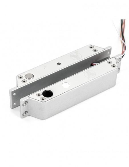 Bolt electromagnetic aplicat pentru usi cu toc ingust YB-500IN(LED)