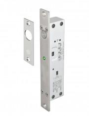Minibolt electromagnetic incastrat, cu temporizare, led stare, senzor YB-500A(LED)-24