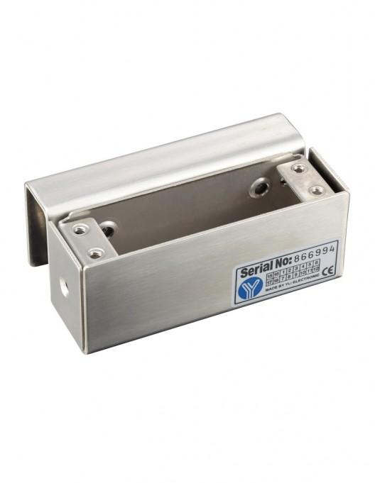 Suport montare bolturi electromagnetice pe usi de sticla BBK-600