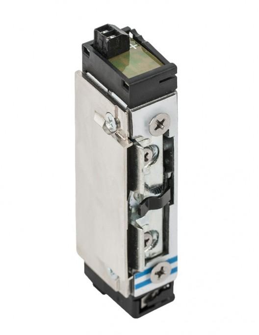 Yala electromagnetica incastrabila pentru usi cu deschidere sub presiune DORCAS-99NF305-412-TOP-PRE