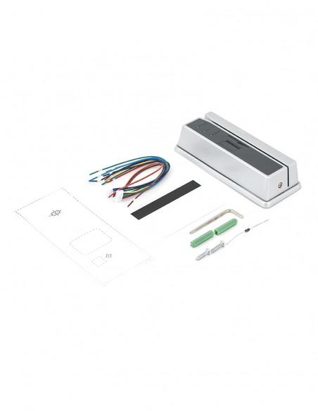 Controler de acces cu card magnetic pentru incintele ATM ST-505