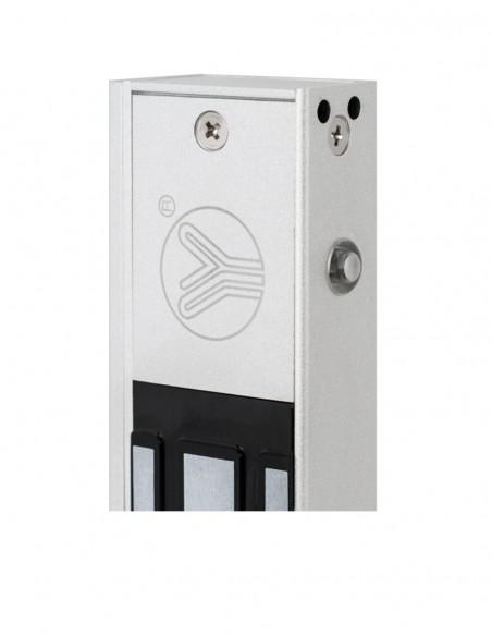 Electromagnet aplicabil, 280kgf, monitorizare, temporizare YM-280NT(LED)