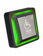 Buton iesire pentru persoane cu dizabilitati PBK-871(LED)
