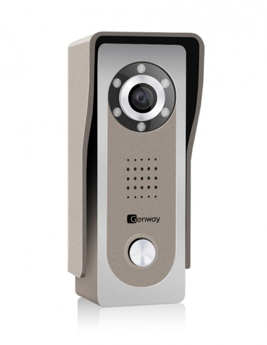 Camera videointerfon color o familie 5807-C