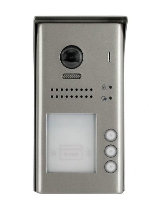 Panou video color de apel exterior, camera WIDE DT607-ID-S3