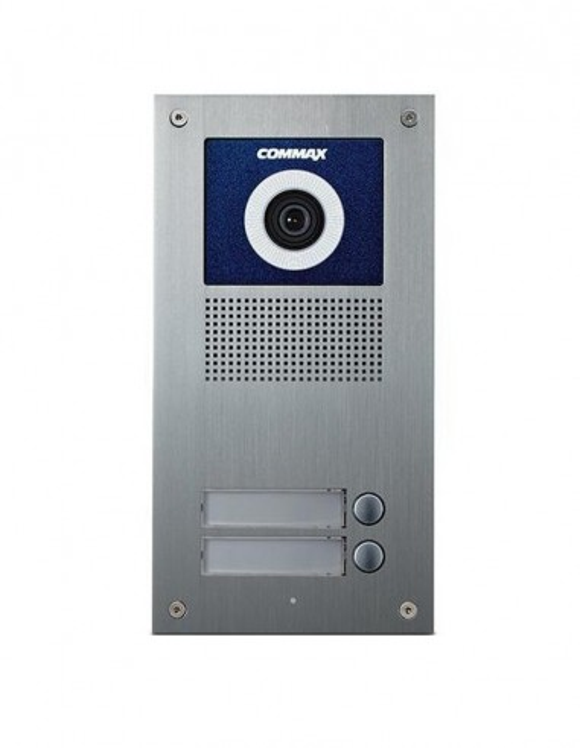 Post videointerfon de exterior Commax DRC-2UC