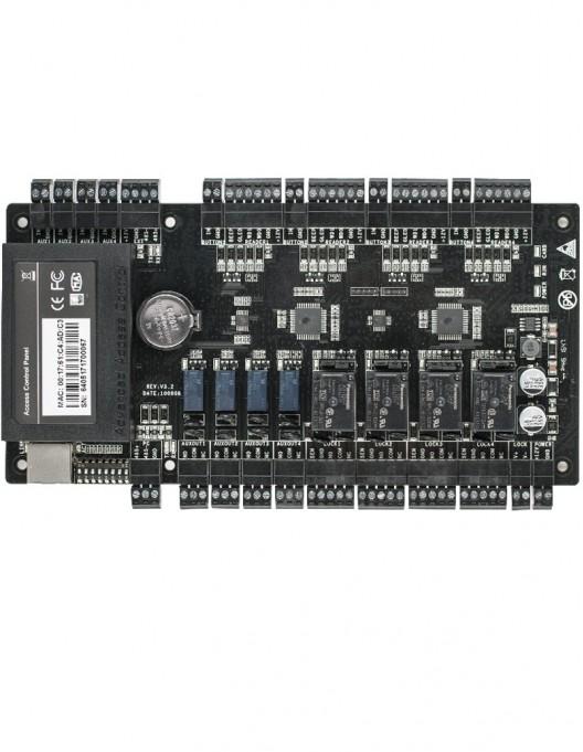 Centrala control acces 4 usi unidirectionale CCA3-4-2PRO