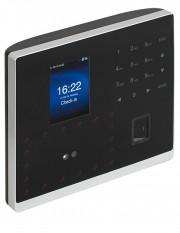 Terminal control acces si pontaj, identificare faciala, senzor de amprente, cititor de carduri SILKBIO-101-TC