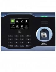 Terminal pontaj cu ecran TFT, senzor amprenta SilkFP-101TA
