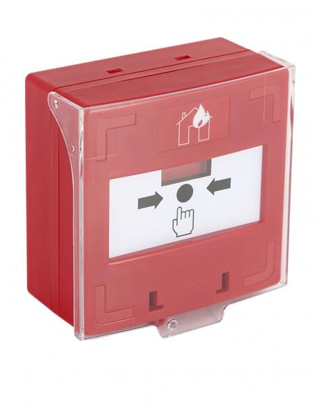 Buton iesire de urgenta cu 3 comutatoare SCP-110