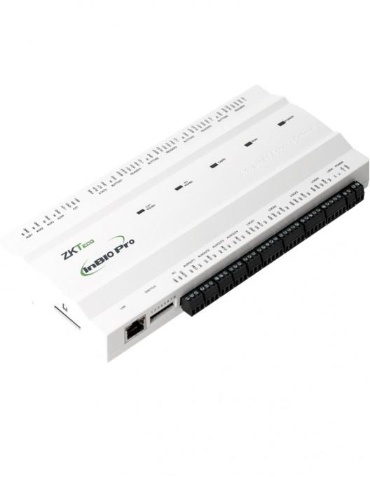 Centrala control acces biometric, 4 usi bidirectionale INBIO-4-2PRO