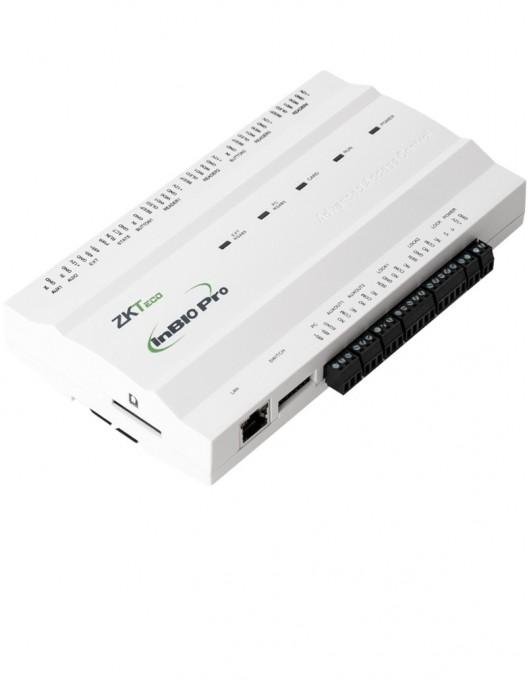 Centrala control acces biometric 2 usi bidirectionale INBIO-2-2PRO