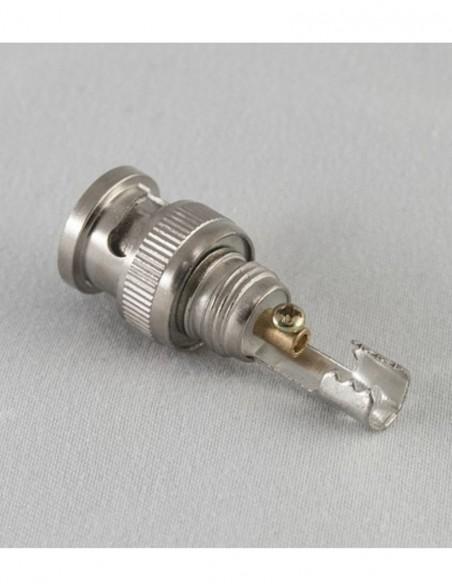 Pachet 10 conectori BNC M (tata) - coaxial BNCM