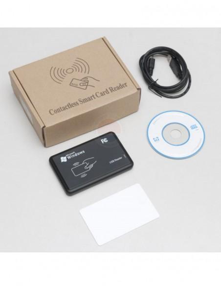 Cititor - Copiator USB pentru carduri EM (125Khz) IDR-C2EM-RW
