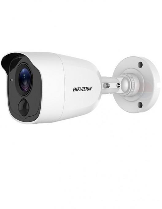 Camera supraveghere ANHD bullet cu PIR integrat, 1080P Hikvision DS-2CE11D8T-PIRL 3.6