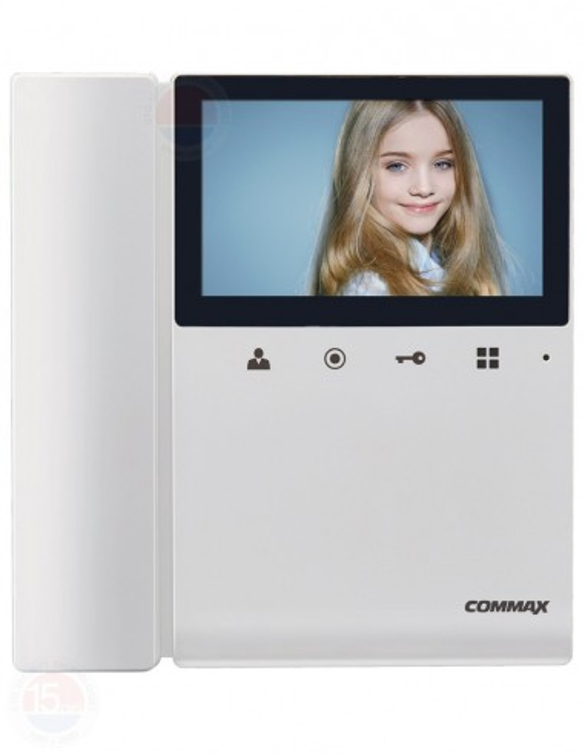 "Monitor videointerfon color LCD 4.3"" COMMAX CDV-43K"