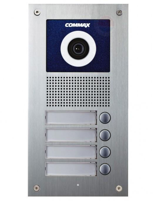 Post videointerfon de exterior Commax DRC-4UC
