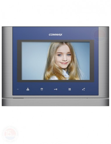 Monitor videointerfon color TFT LCD 7in COMMAX CDV-70M