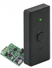 Buton iesire, wireless, contact umed SBUTTON 6-wet