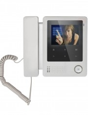 Monitor videointerfon color TFT 4 inch cu receptor DT24-D4