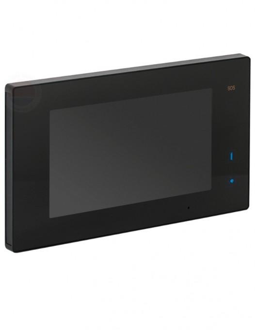 "Monitor videointerfon color LCD 7"" DT47MG-TD7-bk"
