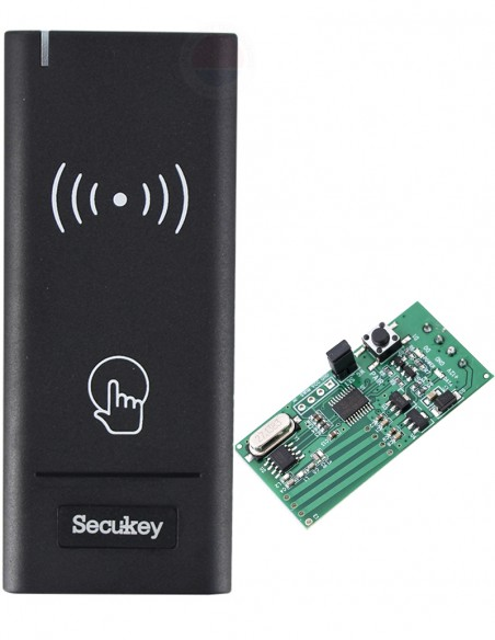 Cititor RFID (MF 13.56MHz) cu comunicatie wireless WR1-MF