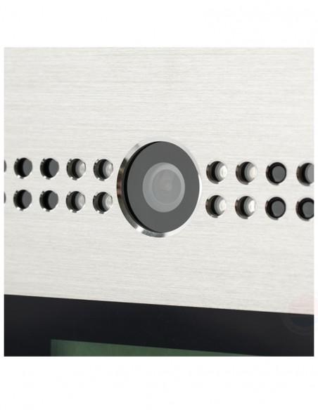 Post de apel video interfon, IP, SIP cu tastatura R27A-AL