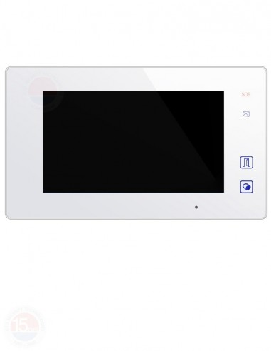 """Monitor videointerfon color 7"""" DT47MG-TD7-wh"""