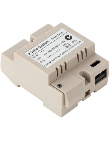 Sursa alimentare, 24V/0.75A, cu separator incorporat PC4