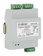Distribuitor semnal, 4 ramuri cu ajustare automata DT-DBC4A