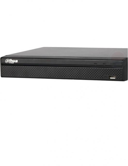 NVR 8 canale 8 porturi PoE Dahua NVR2108HS-8P-4KS2