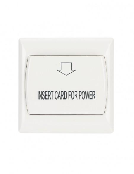 Economizor de energie pentru camere - card IC HLES-30A-IC