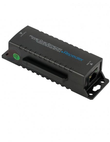 Repetor ethernet si POE 10/100 Mbps UTP3-VER01-POE