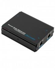 Repetor ethernet si POE 10/100 Mbps UTP7201ER-POE