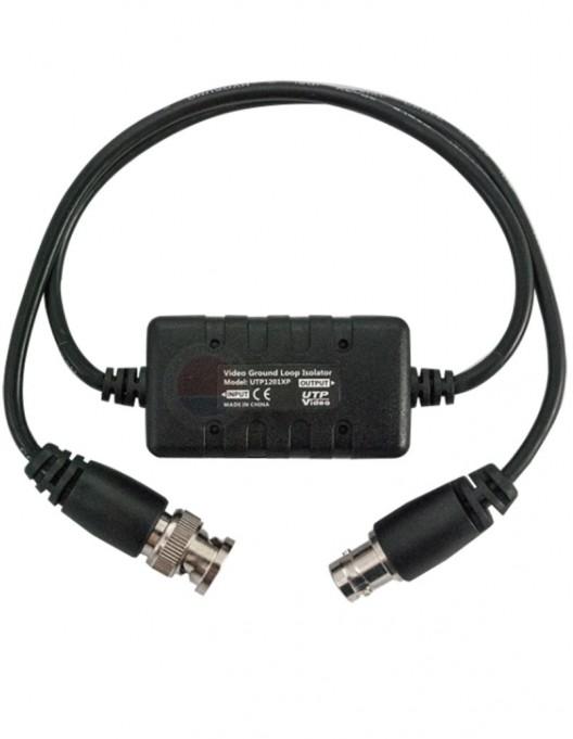 Izolator de bucla de masa - HD-TVI, HD-CVI, AHD UTP1201XP-HD