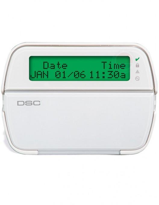 Tastatura alarma LCD wireless DSC RFK5500