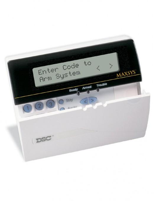 Tastatura alarma Maxsys DSC LCD4501