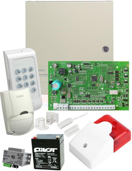 Kit alarma interior PC1404-INT
