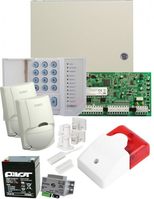 Kit alarma interior PC1616-INT