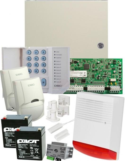 Sistem alarma exterior PC1616-SIR