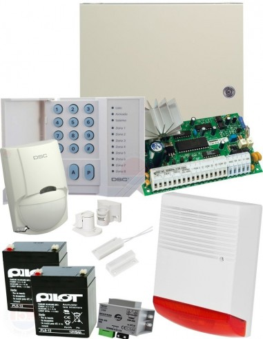 Sistem alarma exterior PC585-SIR