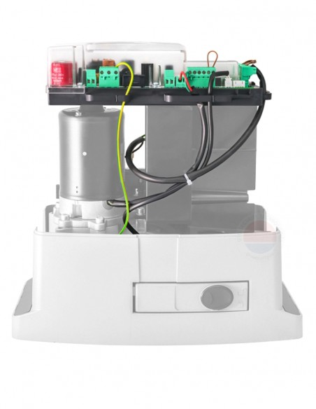 Kit automatizare porti culisante 600kg BENINCA KBULL624-TURBO